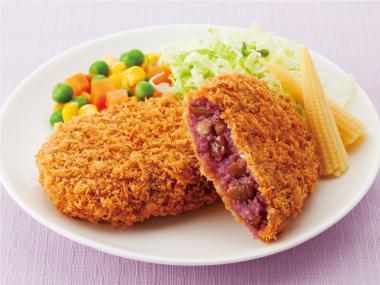 日本紫薯甘栗薯餅 375g(氣炸鍋)