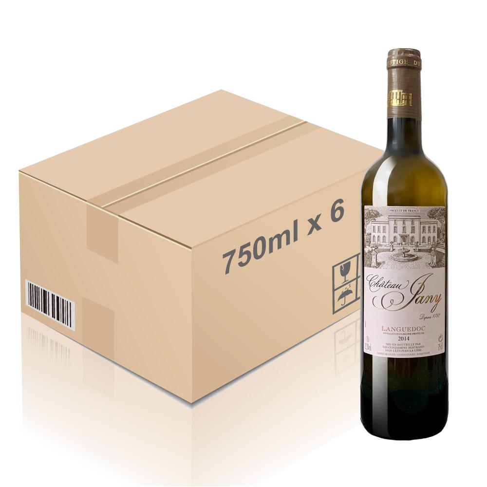 Prestige du Languedoc – 法國朗格多克白酒 2014年 750ml x 6枝 (一箱)