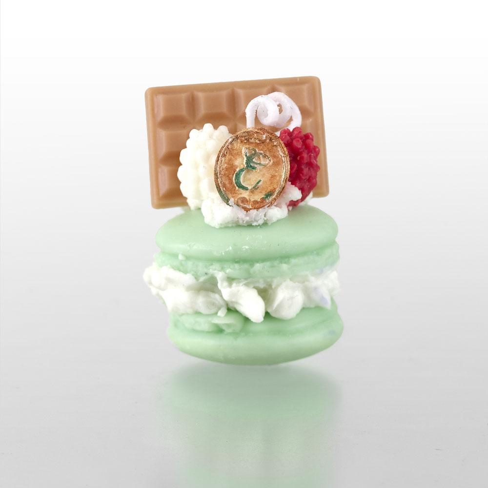 J. Luna Candles香薰蠟燭 – Green Macaron 綠色馬卡龍