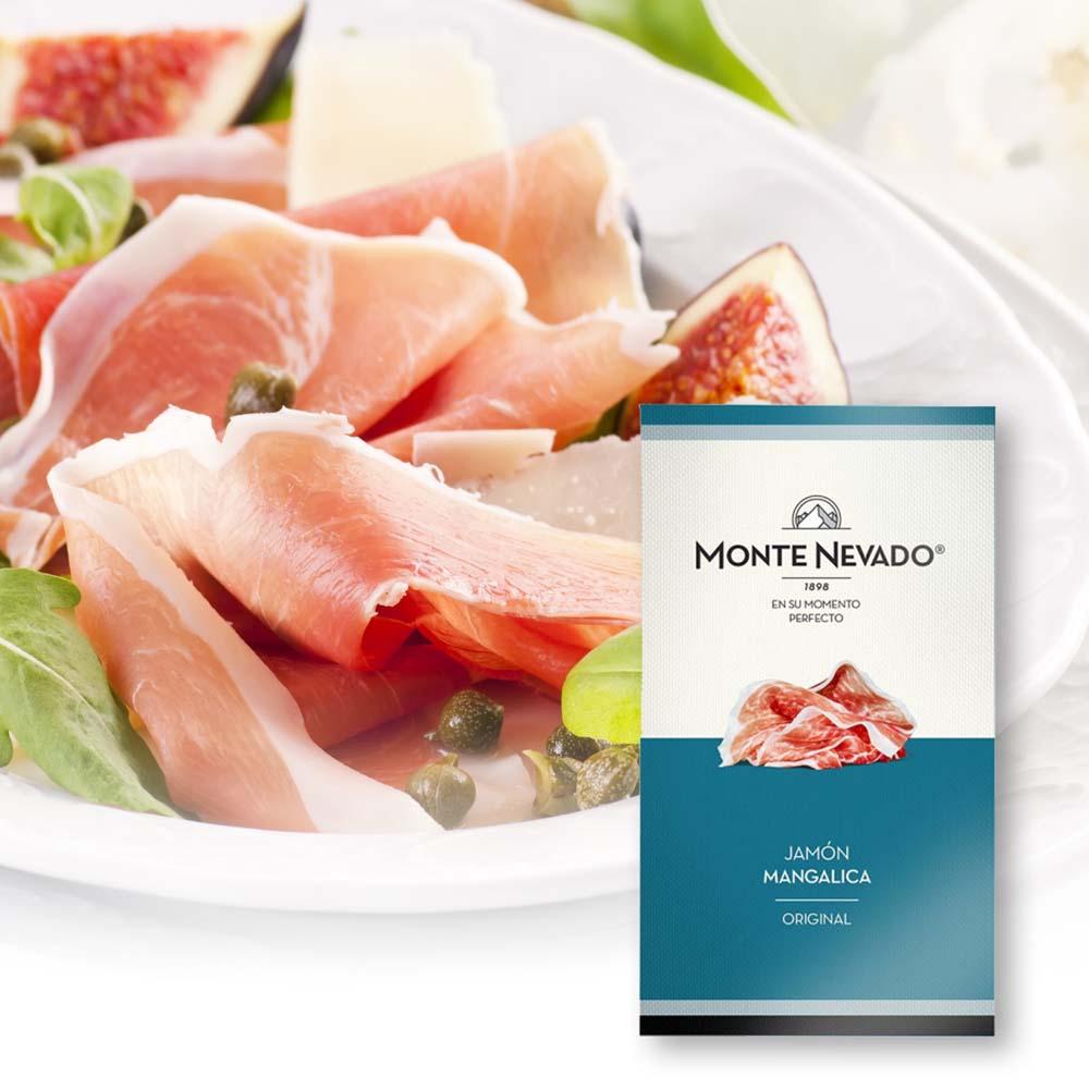 Monte Nevado片裝西班牙捲毛豬火腿Mangalica Ham 85g