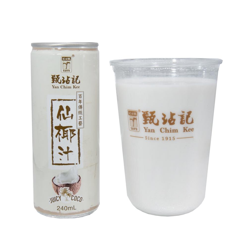 甄沾記仙椰汁 240ml