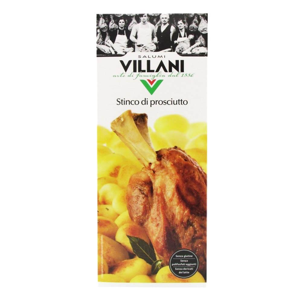 Villani意式豬肘子(Stinco di Prosciutto) 650g