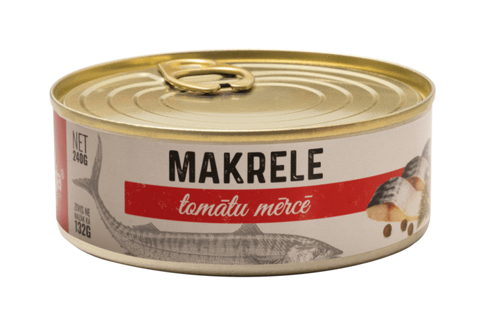 Banga茄汁鯖魚罐頭 240g