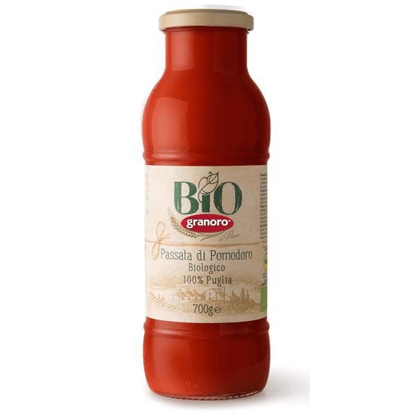 Granoro金麥 – 有機番茄醬700g