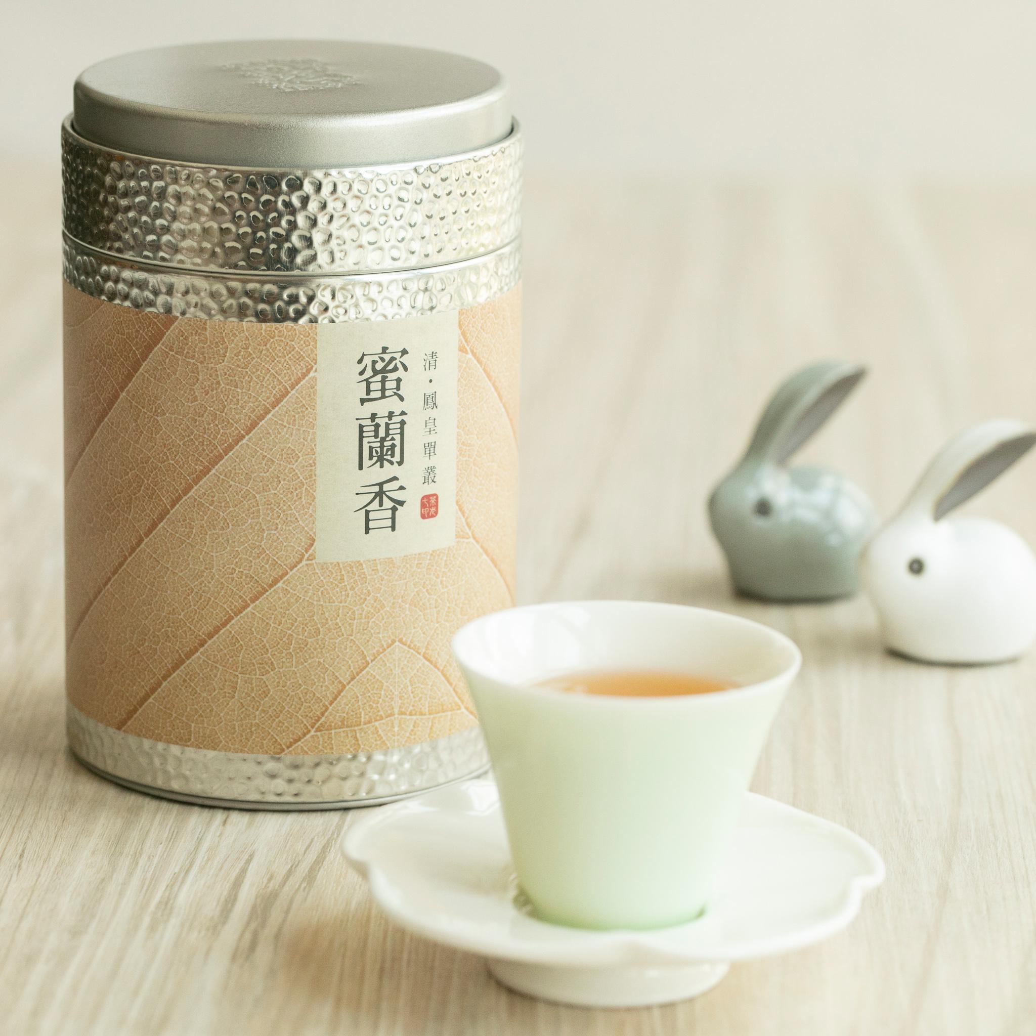 茶老七 單叢蜜蘭香–茶葉