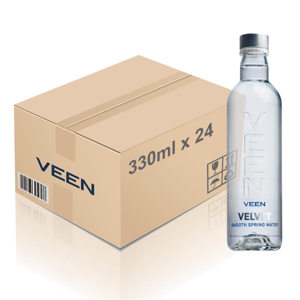 VEEN - 薇恩天然礦泉水(玻璃樽) (一箱)