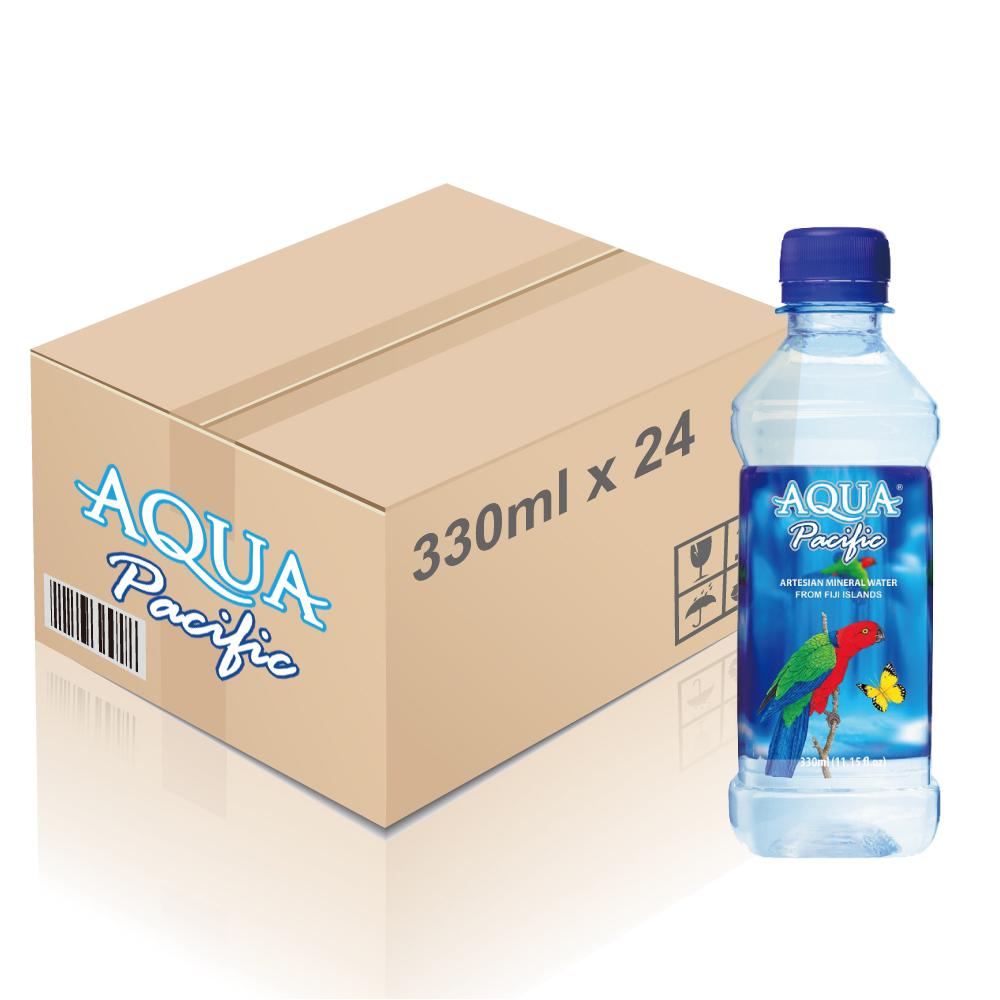 Aqua Pacific ® - 斐濟天然礦泉水(一箱)