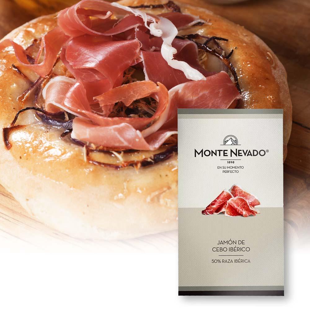 Monte Nevado片裝西班牙黑毛豬火腿 Iberico Ham 85g