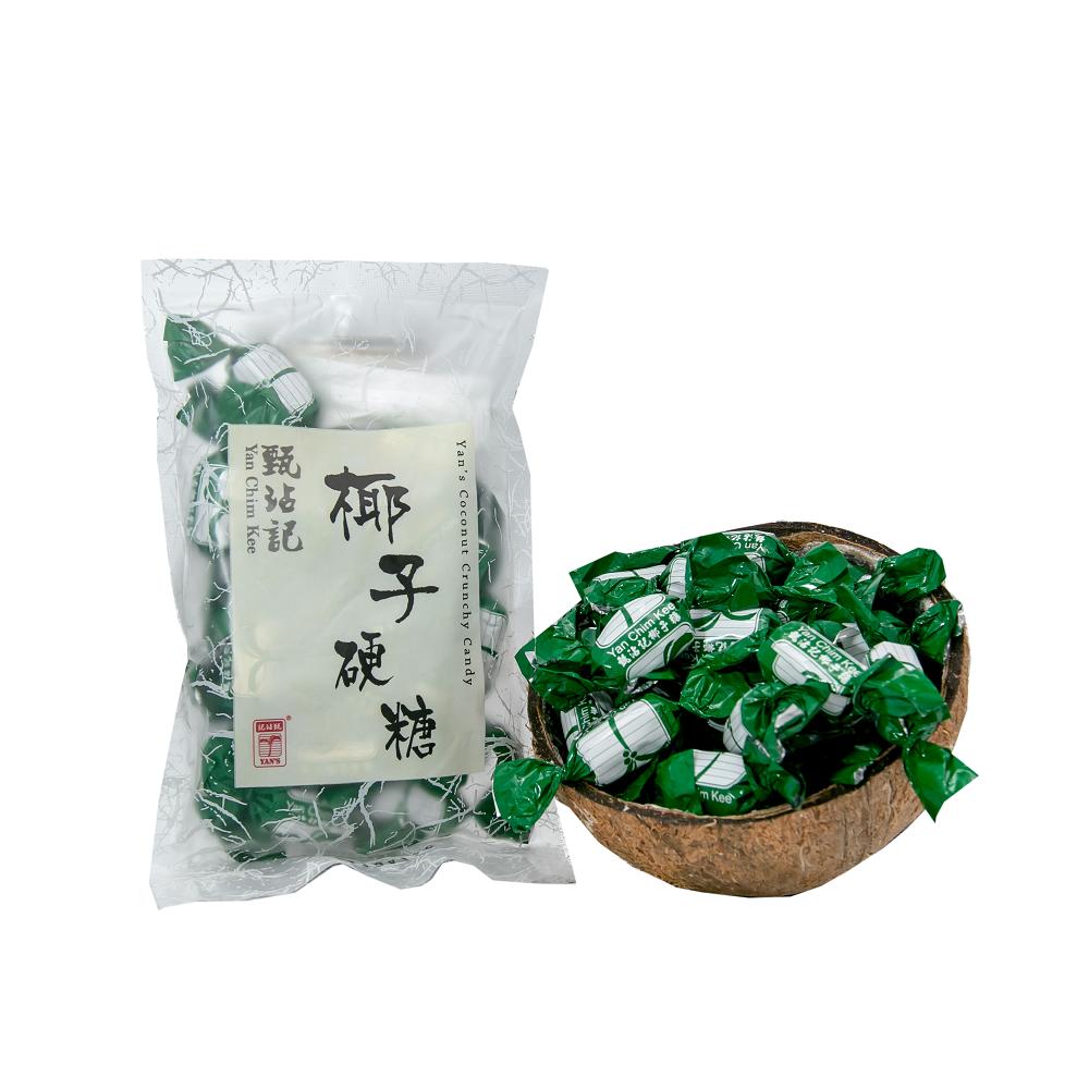 甄沾記椰子硬糖 100g