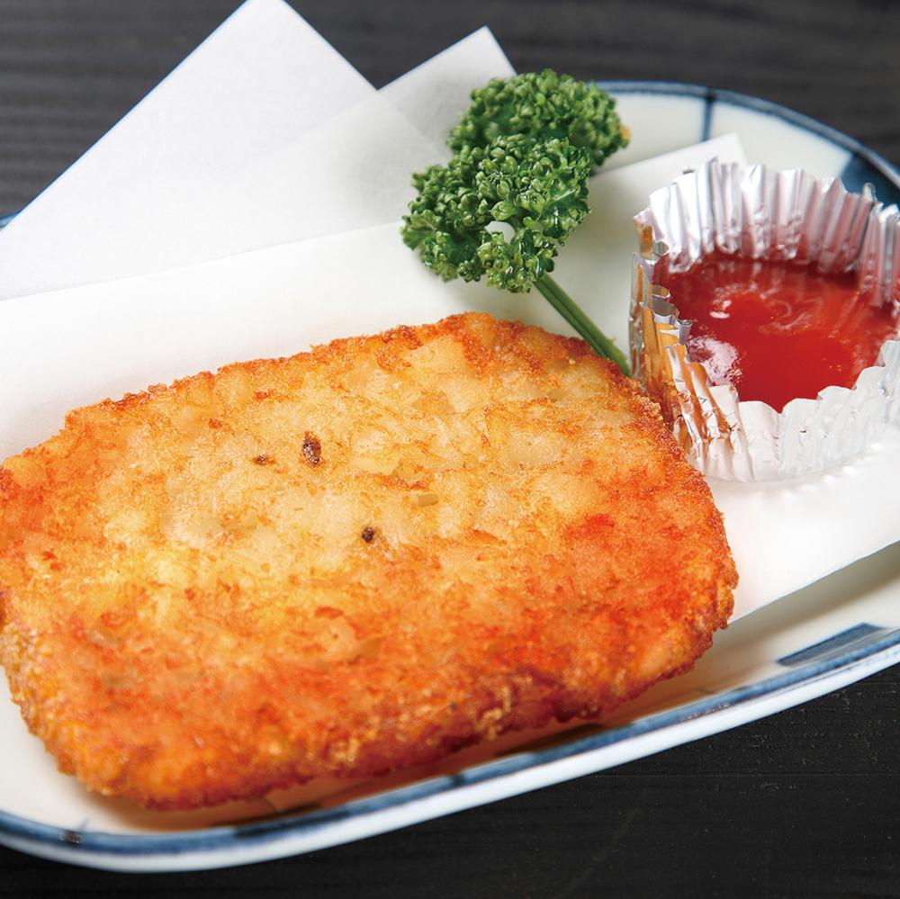 日本黑毛和牛薯餅 800g(氣炸鍋)