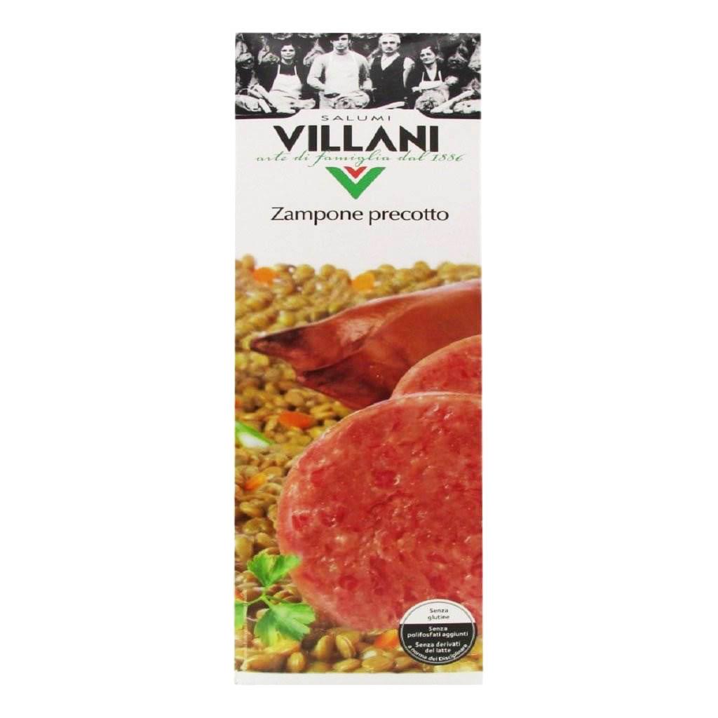 Villani贊波尼釀豬腳(Zampone) 1kg