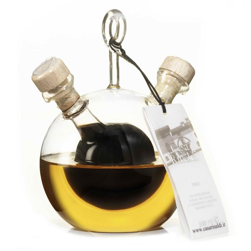 Casa Rinaldi初榨橄欖油及意大利黑醋 300ml