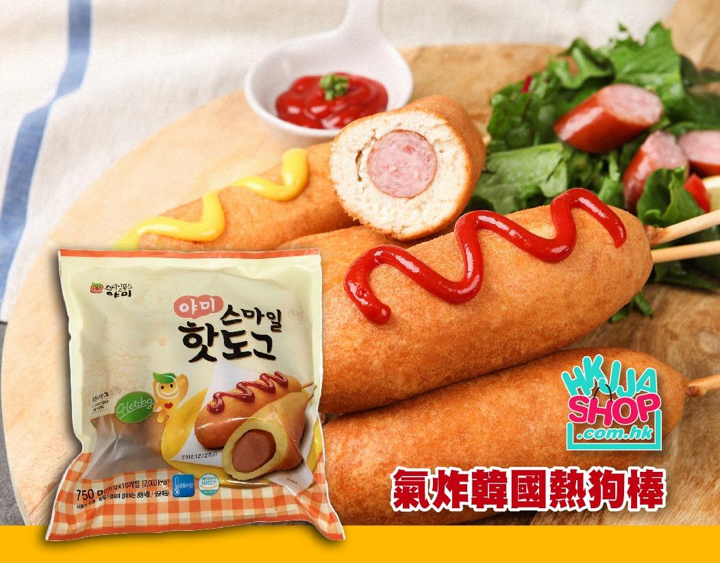 韓國熱狗棒 750g(氣炸鍋)