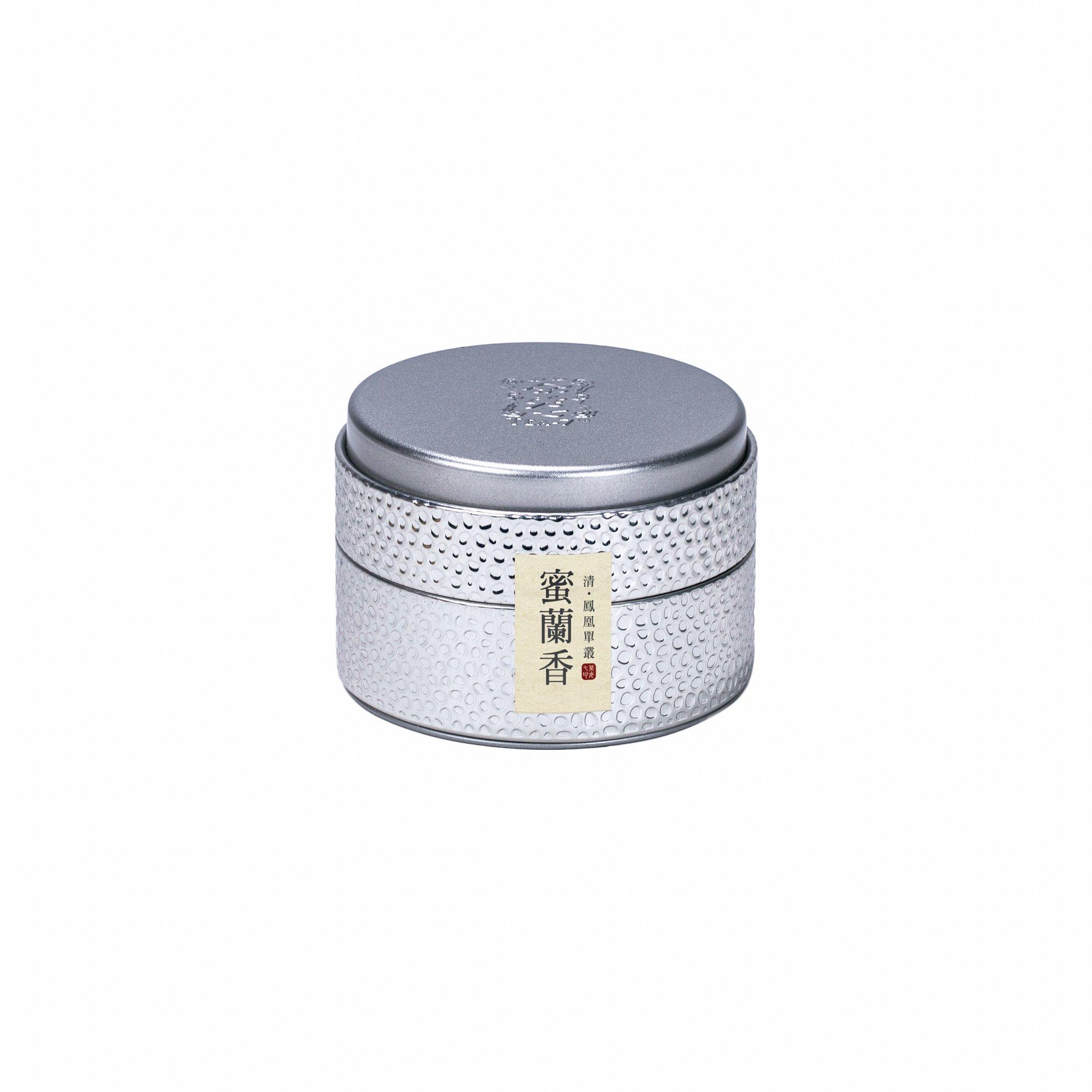 茶老七 慢活小罐-單叢蜜蘭香