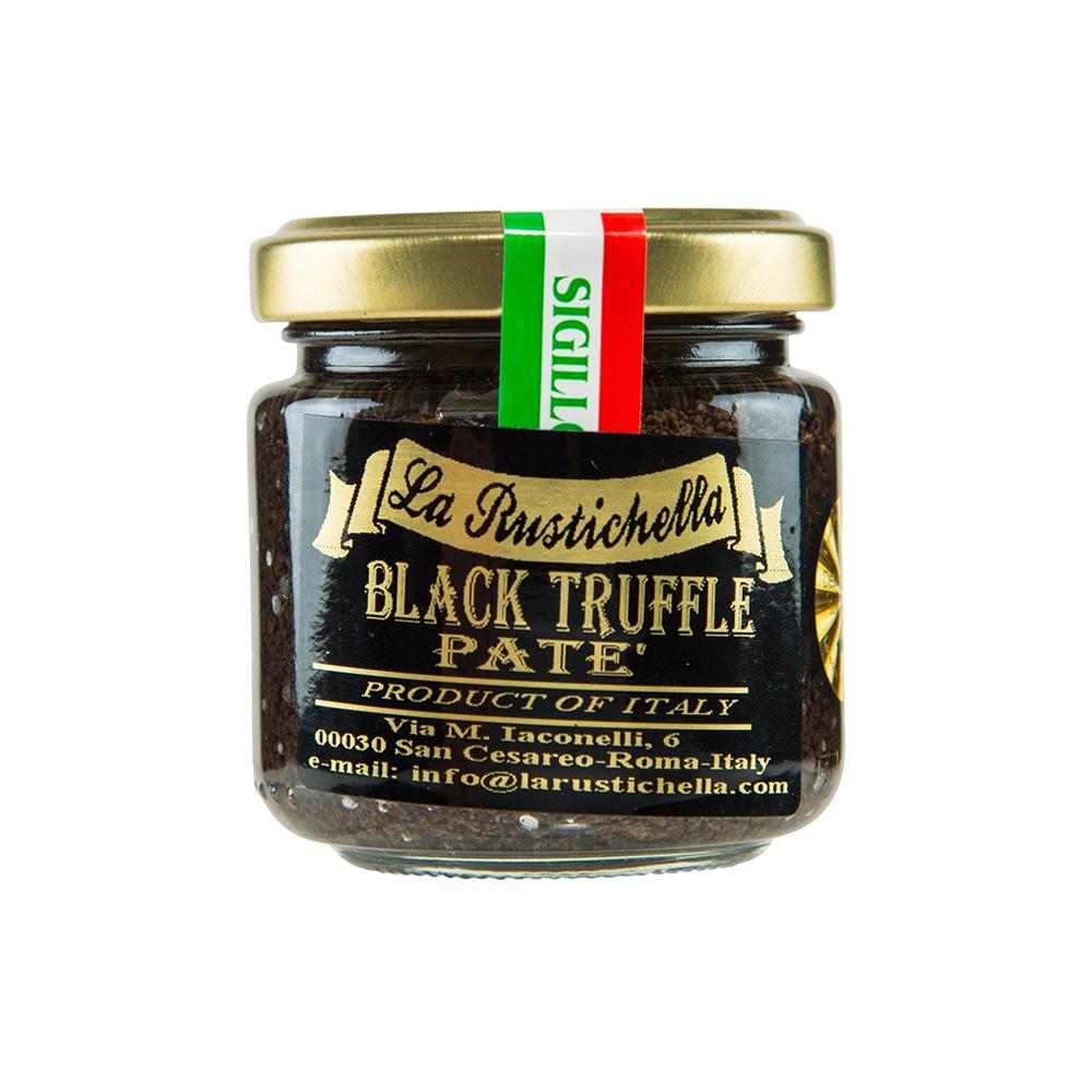 La Rustichella – 黑松露菌醬 (Black Truffle Pate) 90g