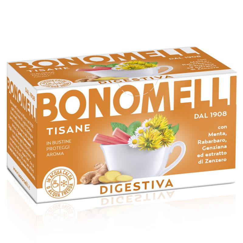 Bonomelli 養生花草茶包 - 幫助消化 16包/盒